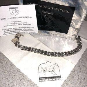 fa515e760f8 Barry kieselstein-Cord Men Cross Bracelet